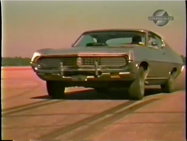 Classic YouTube: The Car And Track Test Of The 1971 Ford Torino GT 429 Cobra Jet!