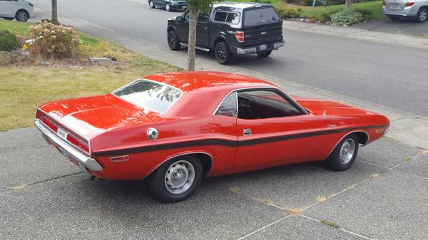 temptation island this gorgeous 1970 dodge challenger is priced fairly and. Black Bedroom Furniture Sets. Home Design Ideas