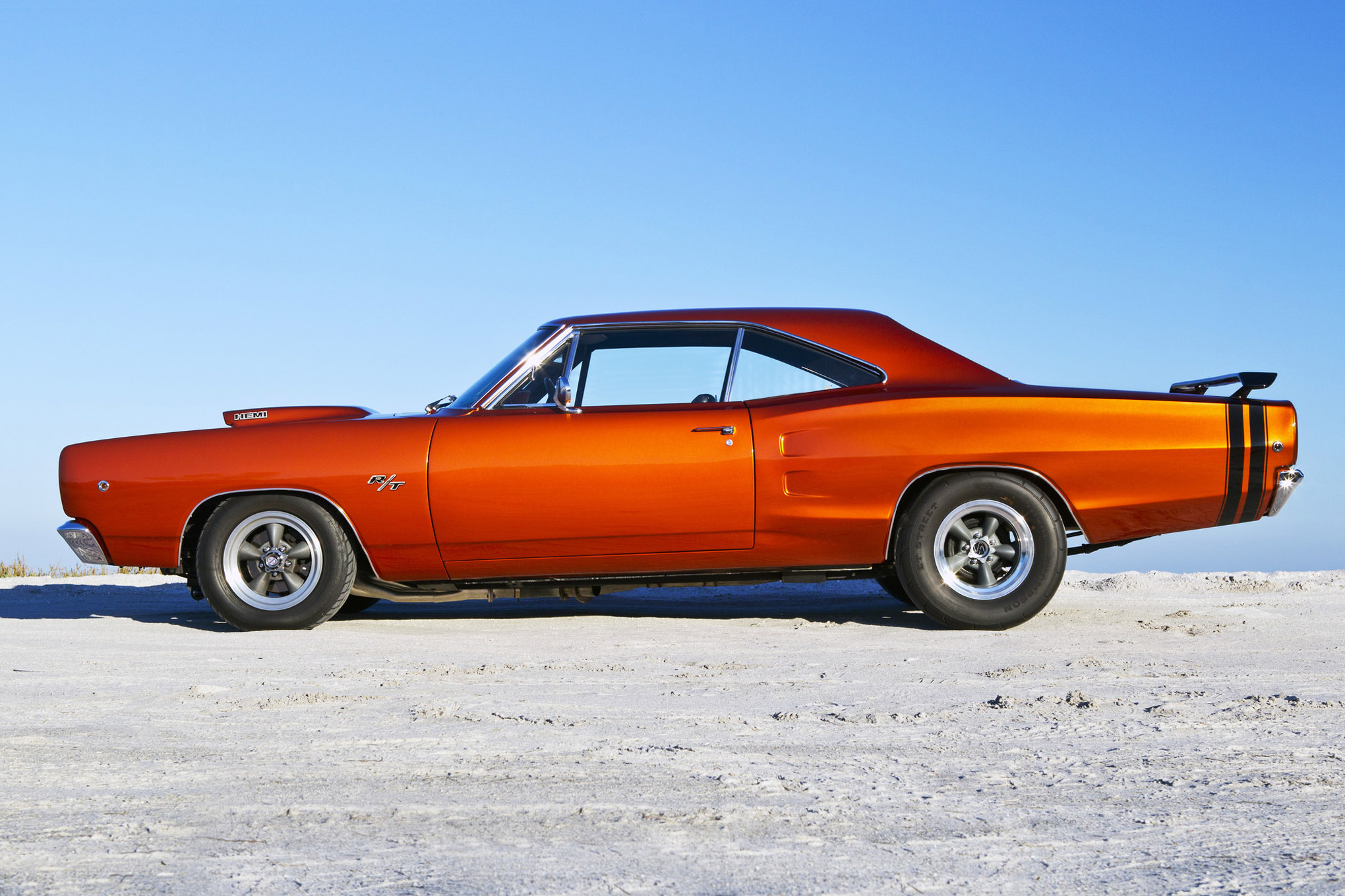 This 1968 Coronet Has A 650hp Hemi, A Great Father And Son Story, And 10-Second Time Slips
