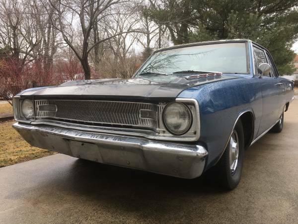 Rough Start: Finding A Survivor 1967 Dodge Dart Like This Doesn't Happen Often!