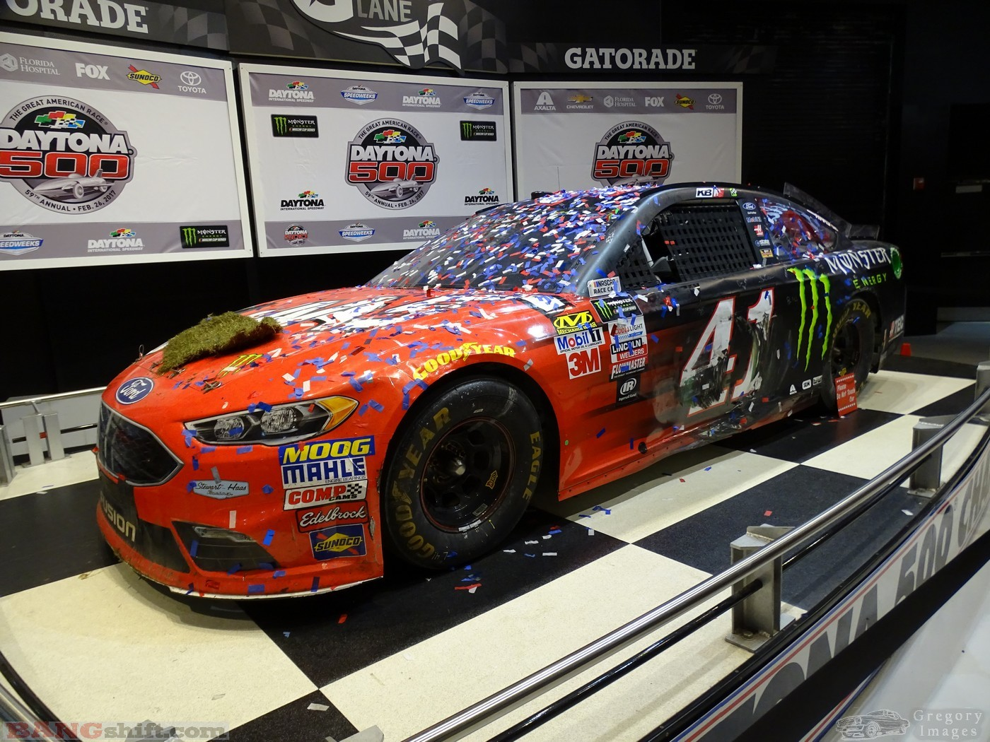 Come With Us On A Tour Of Daytona International Speedway – Killer Photos and History