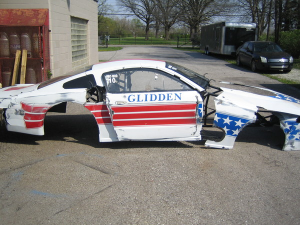 Billy Glidden's Wrecked Pro Mod For Sale On RacingJunk For $5,000 – Want It?