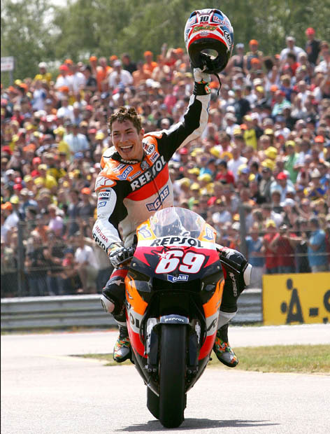 In Memoriam: Nicky Hayden, 1981-2017
