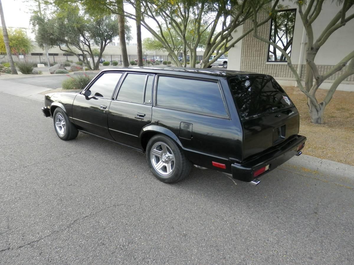 BangShift com Rough Start: A Chevrolet Malibu Wagon That's Worth