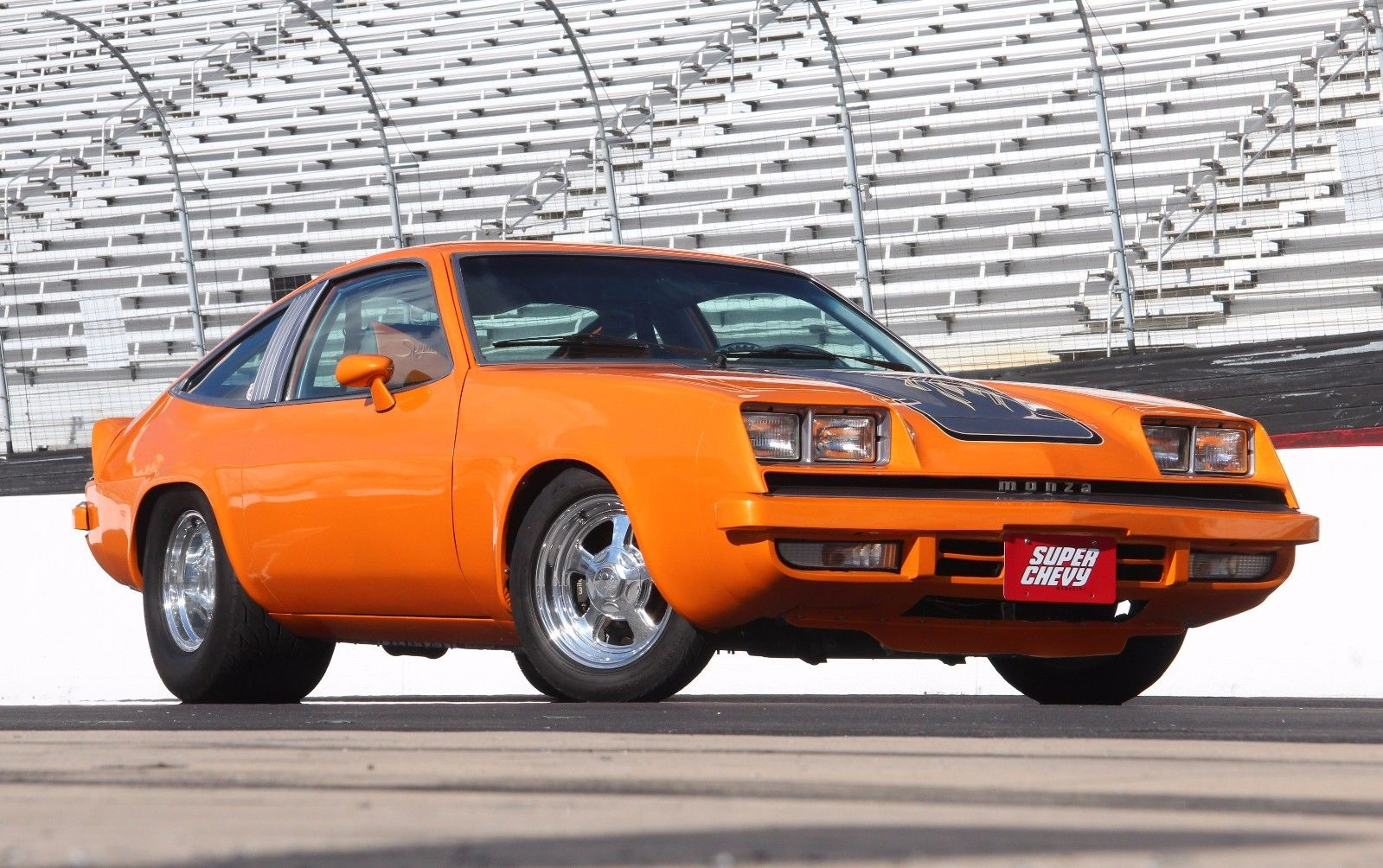 Money No Object: This Sweet 1977 Chevrolet Monza Is The Most Wild Do-It-All Car We've Ever Seen!