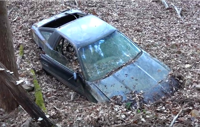 Question Of The Day: What's The Coolest Dead Car You've Ever Found?