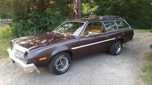 Bangshiftcom Rough Start This 1977 Ford Pinto Wagon Is Too Nice
