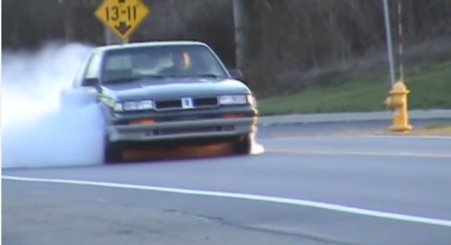 Classic YouTube: A 400+ Horsepower Turbocharged Cutlass Ciera GT Having Some Fun