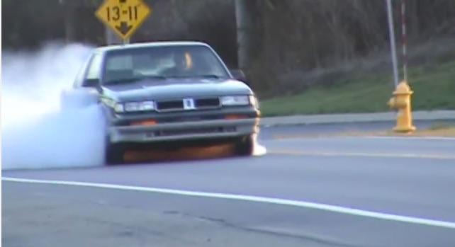 Classic YouTube: A 400+ Horsepower Turbocharged Cutlass Ciera GT Having Some Fun
