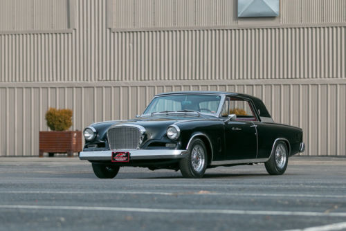 This 1962 Studebaker Gran Turismo Hawk Is An Amazing Study In Cash Strapped Car Design