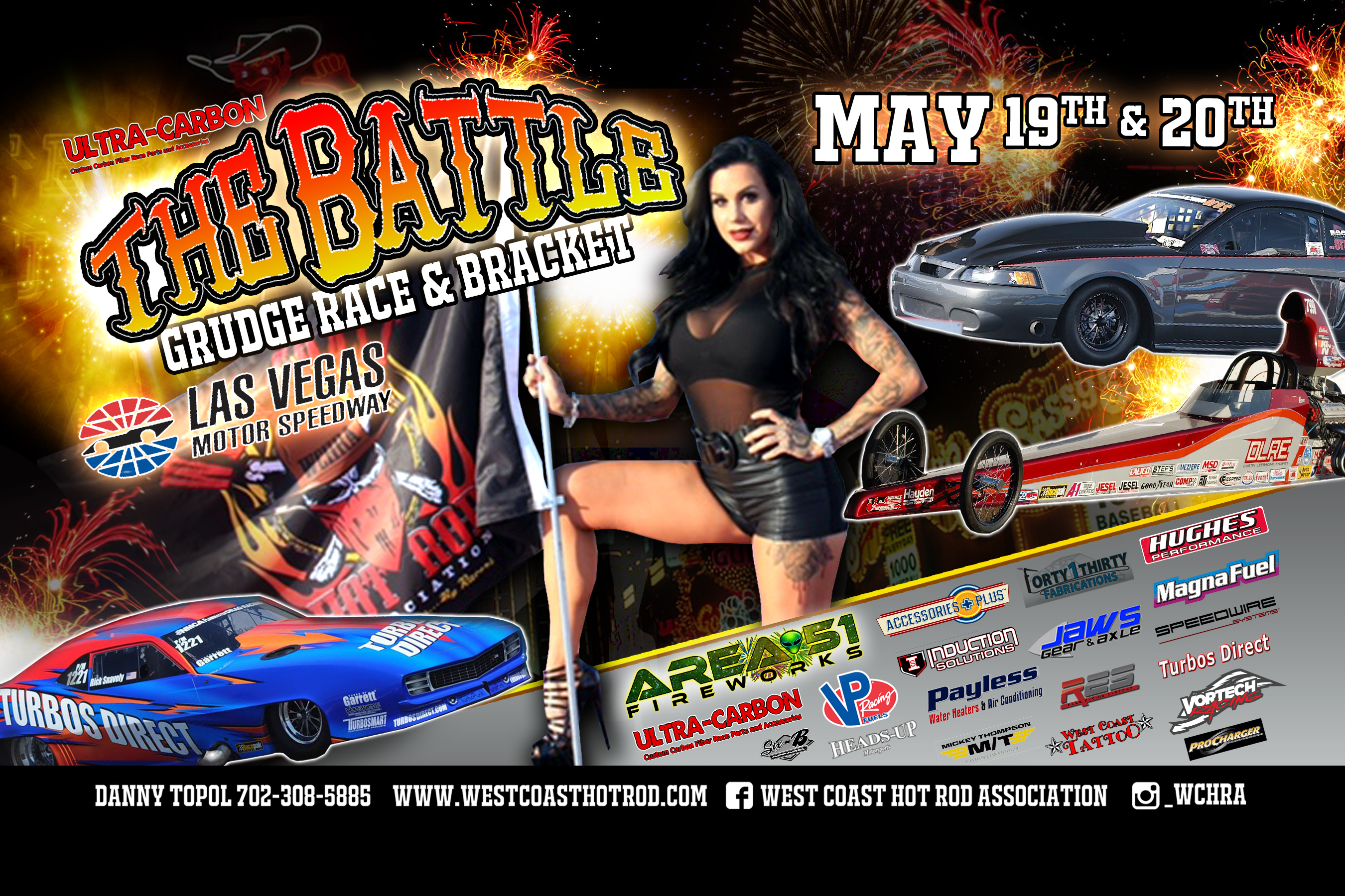 LIVE Grudge Racing From The Battle At Las Vegas Starts Saturday Afternoon