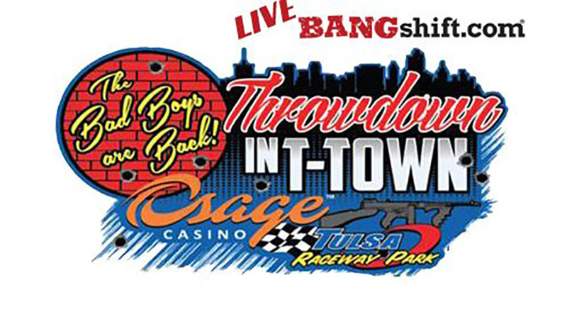The Throwdown In T-Town, Featuring The Midwest Pro Mod Series, LIVE Starting TONIGHT!