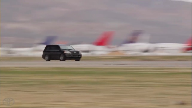 230 MPH With The Aero Of A Brick Wall: Meet The Land Speed Cruiser!