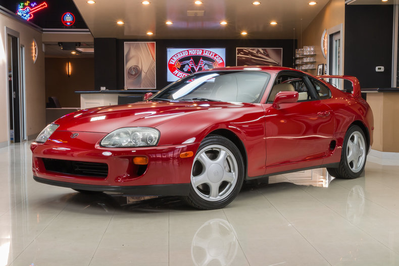 This 1994 Twin Turbo Supra Is As Unicorn As It Gets – 100% Factory Stock and Less Than 30,000 Miles?!