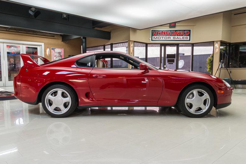 Toyota Supra Crashed For Sale >> BangShift.com 1994 Twin Turbo Supra for sale factory stock unicorn