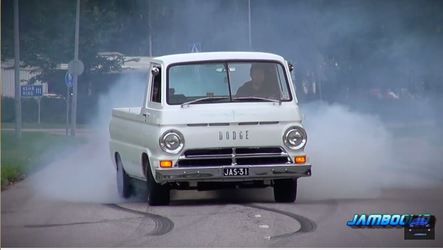 Morning Symphony: Musclecars In Vantaa – The Finnish Know How To Treat American Iron!