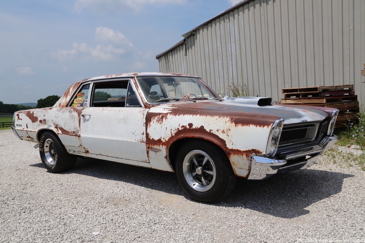 BangShift.com Best of BS 2017: The Old Fighter: This 1965 Pontiac ...