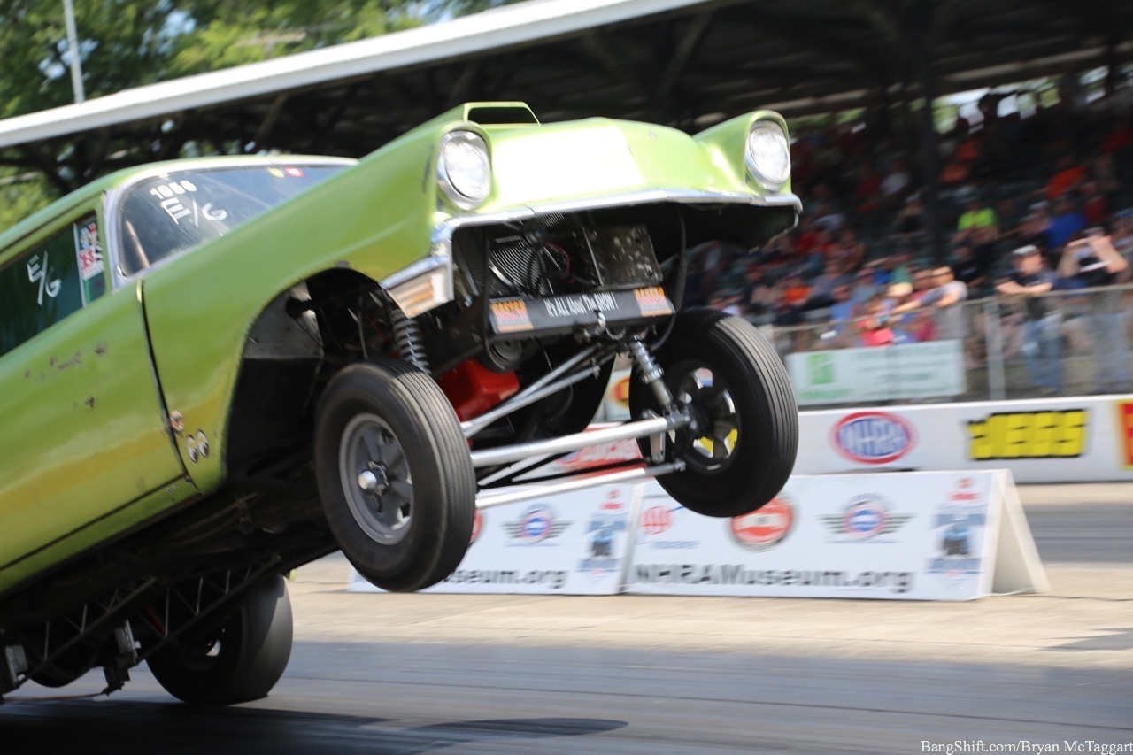 Unhinged: Coming Full Circle At The Holley Hot Rod Reunion