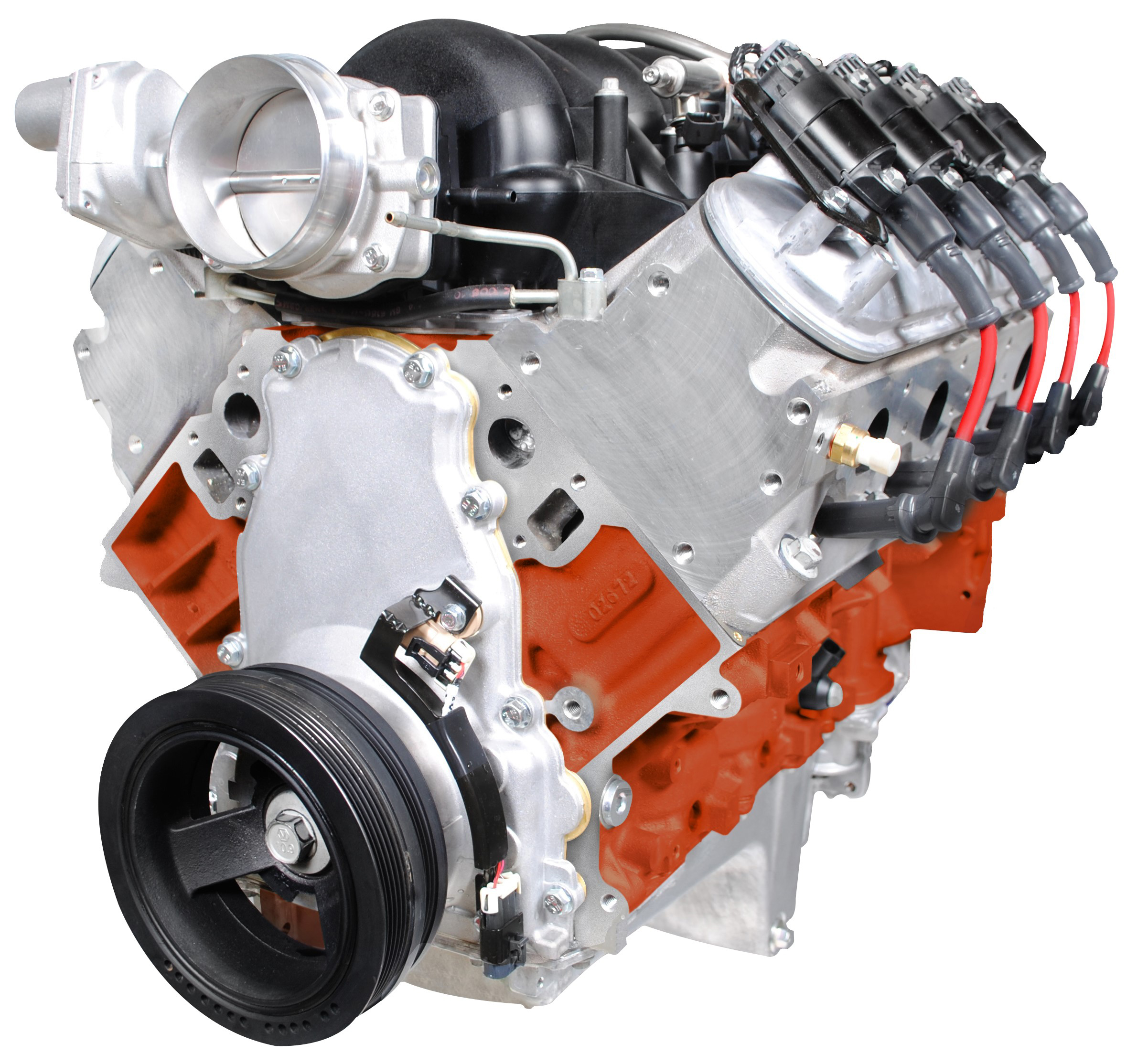 Bangshift american powertrain now offers full line of blueprint bangshift american powertrain now offers full line of blueprint crate engines malvernweather Choice Image