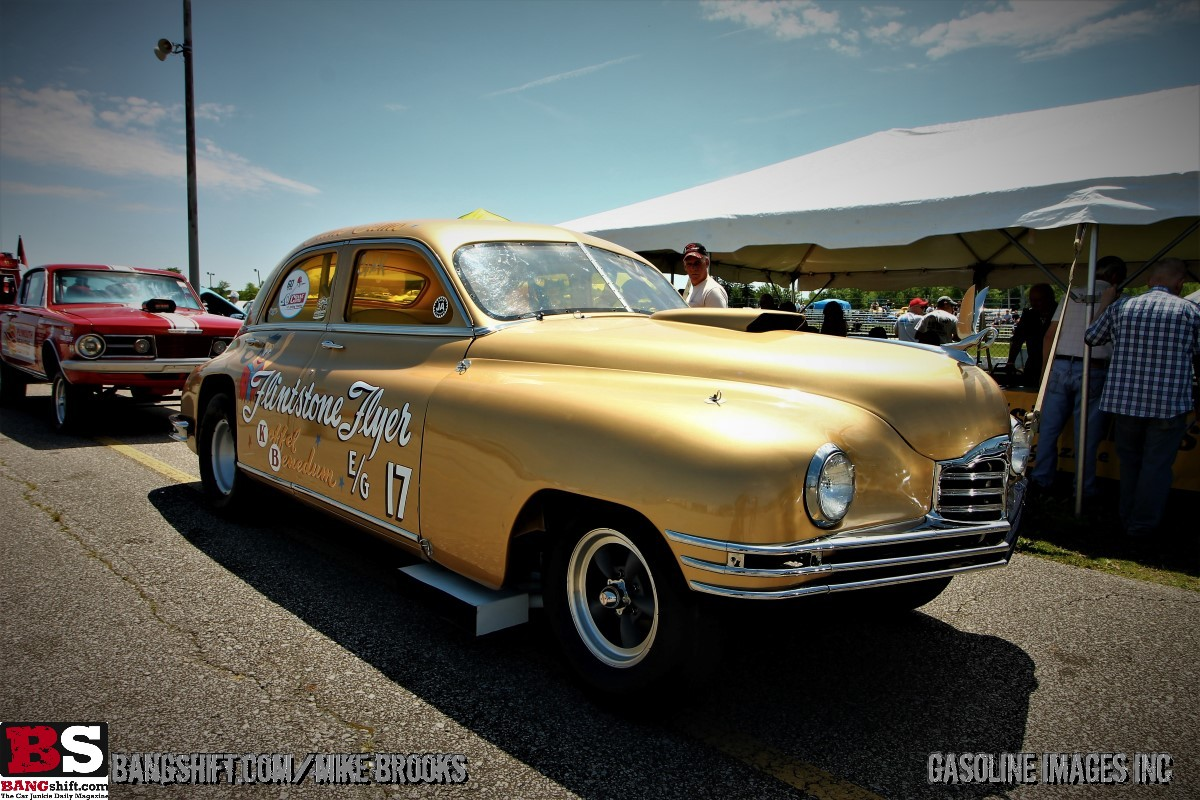 2017 Gasser Reunion Coverage! History and More On Display At Thompson Dragway
