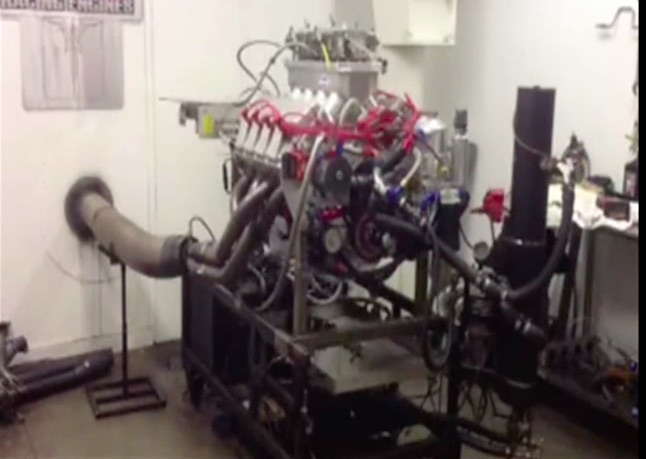 Watch This 447ci Jon Kaase Racing Engines Built Boss Absolutely RPM To The Moon
