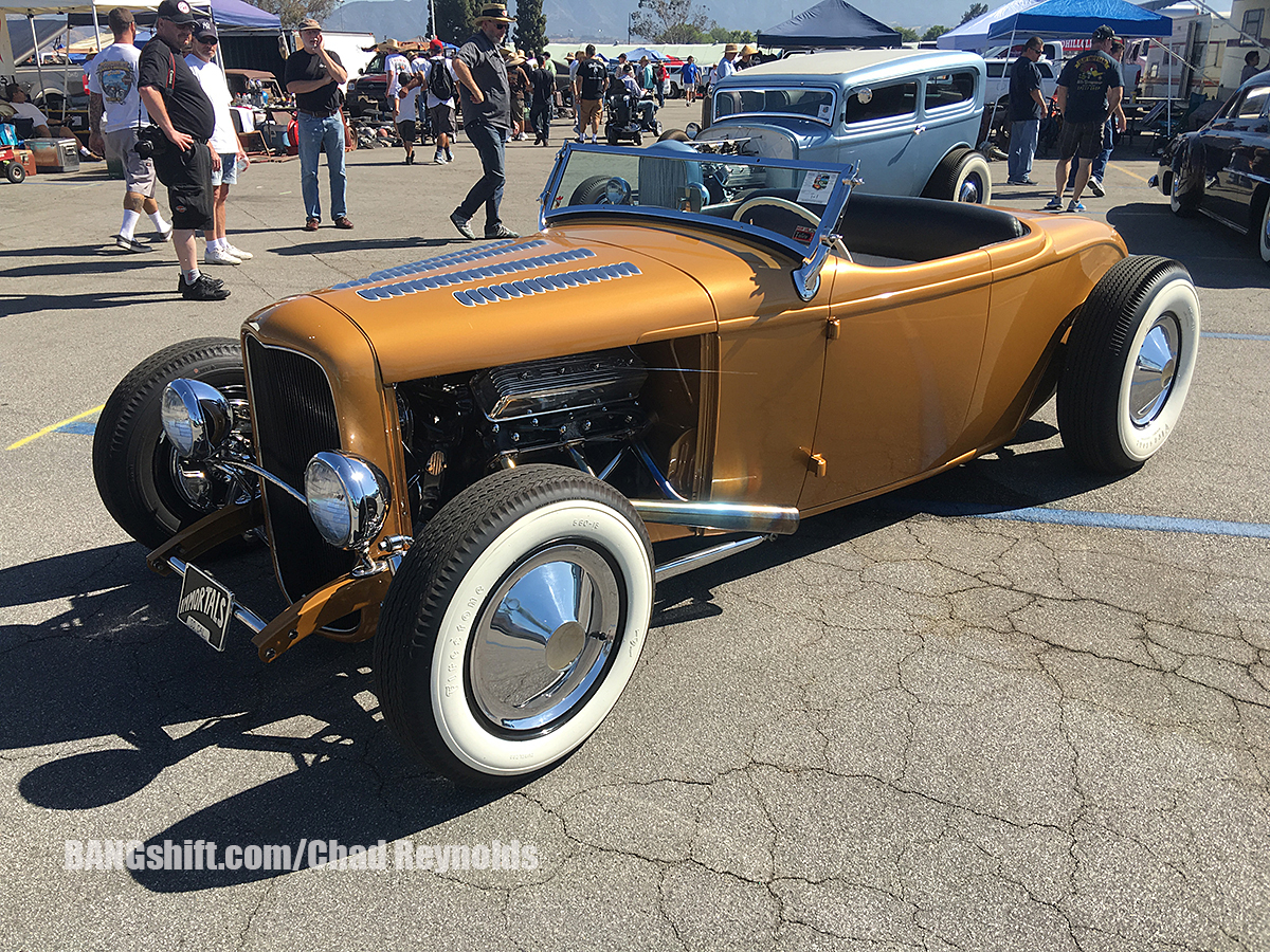 The LA Roadster Show Is The West's Largest, And A SoCal Legend, Our Photos Start Here.