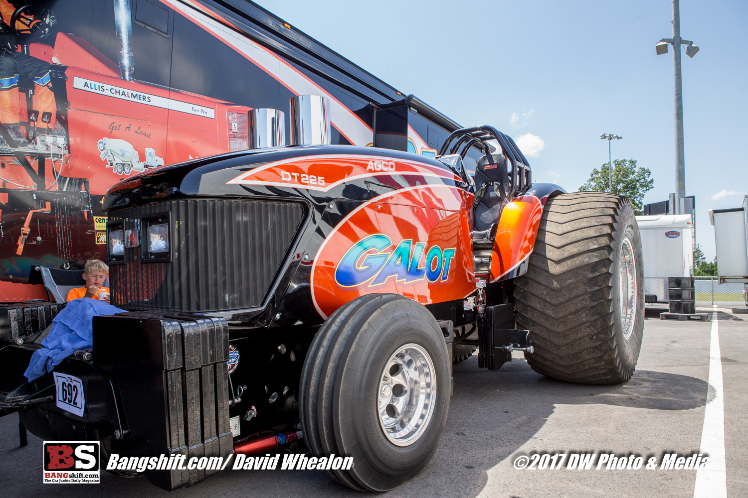 Pulling Coverage: The 4th Annual Mule City 300 Was Awesome – Photos From The Pits And The Course!