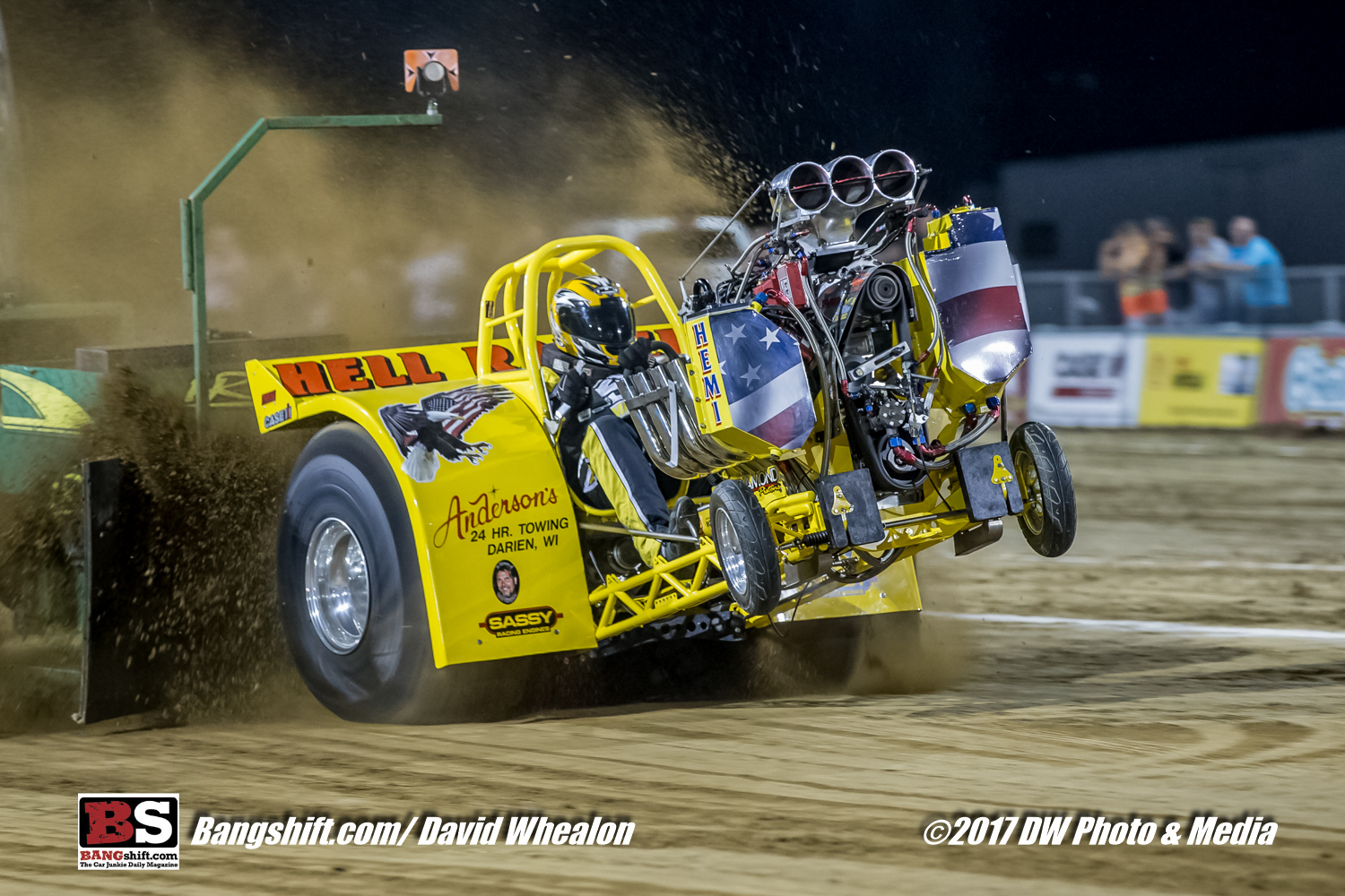2017 Mule City 300 Action Photo Coverage: The Finest In The Pulling World Hook For Glory