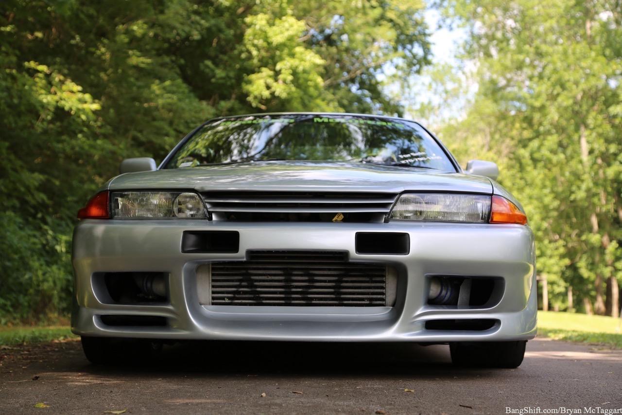 Best Of BangShift 2017: 1990 Nissan Skyline R32 GT-R – We Finally Take On Godzilla