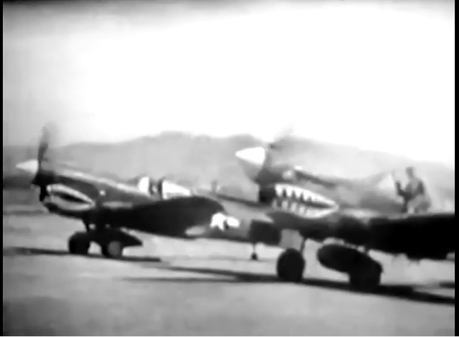 Killer Historical Video – Flying Tigers: The Story Of The 14th Air Force – Made In 1945