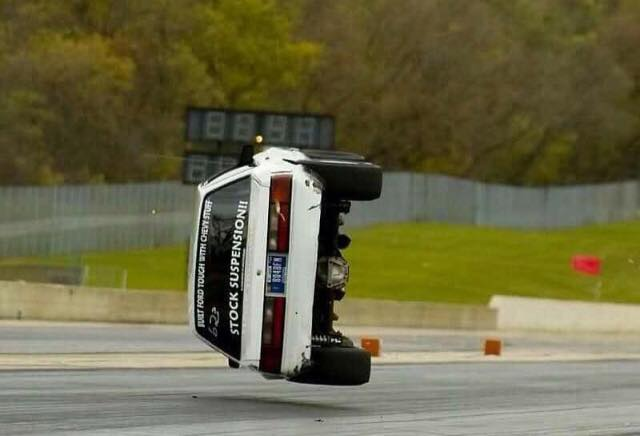Question Of The Day: What Is Going Through The Driver's Mind, Right Now?