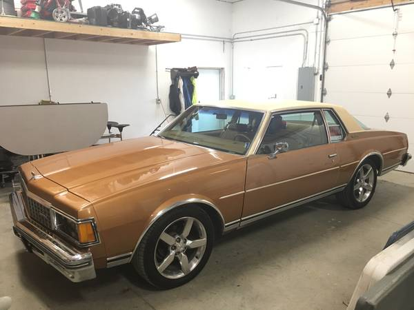 BangShift com Rough Start: This 1978 Chevy Caprice Is A Great High