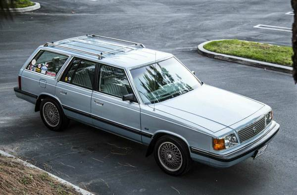 This Turbocharged Plymouth Reliant K May Not Be The Hottest Sleeper But It IS Cleanest