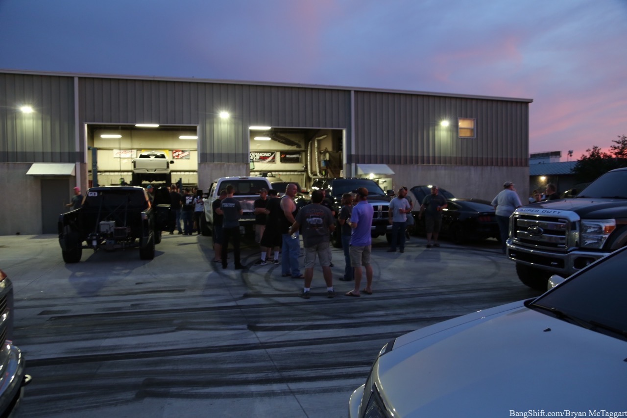KingSpeed Race And Repair Open House: Food And Friends Before The Races!