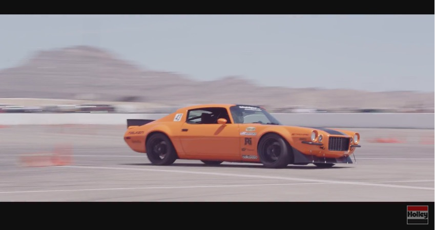 Here's A Great Video Look At The First Ever Holley LS Fest West! Trucks, Drags, Autocross and More