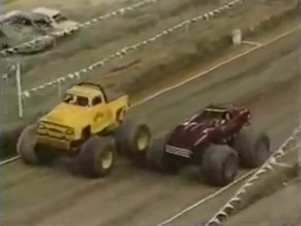 Time Travel Video: Enjoy This Fantastic Look At 1980s Monster Truck Action
