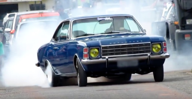 Morning Symphony: Chevrolet Opalas Letting Their Six Cylinders Wake The Neighbors