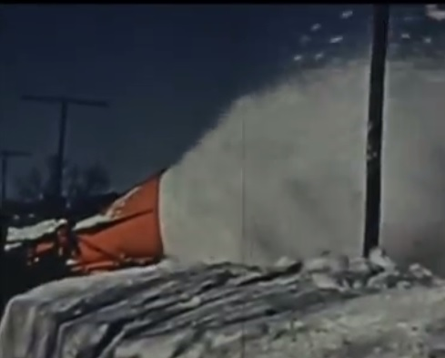 The Roto-Wing Plow Was A Man-Eating Snow Mover From The 1930s – What Happened To It?!
