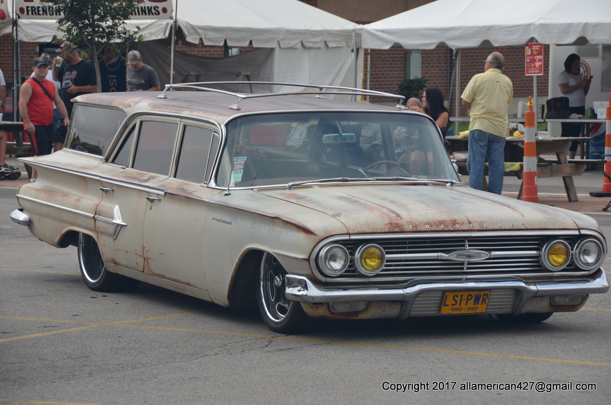 Wagon Masters: Nothing But Station Wagons From The Goodguys 20th PPG Nationals In Columbus