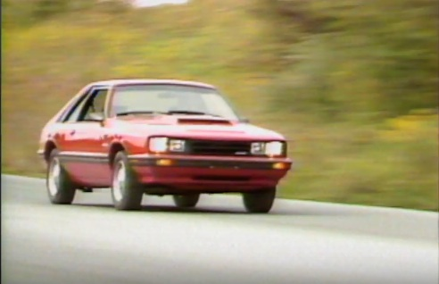 Classic YouTube: The Review Of The 1983 Mercury Capri RS, aka The Hunchback Mustang