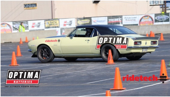 RideTech and Optima Team Up For The Goodguys Autocross Sponsor Shootout In Columbus