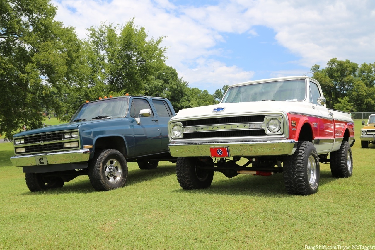 Southeastern ALL Chevy/GMC Truck Nationals 2017 Gallery: All Of The General's Workhorses On Display!