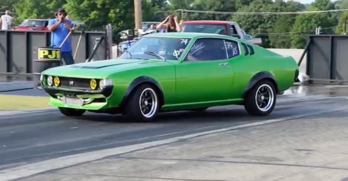 Bangshift Com Jdm For The Muscle Car Freak This Toyota Celica Packs