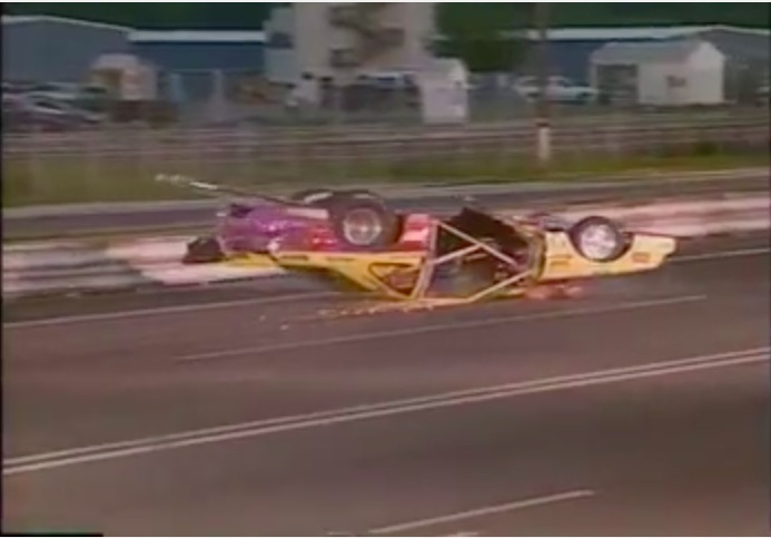Remember The Time Mike Joy, Shirley Muldowney, and Bill Stephens Called A Drag Race On Tv? Neither Did We!