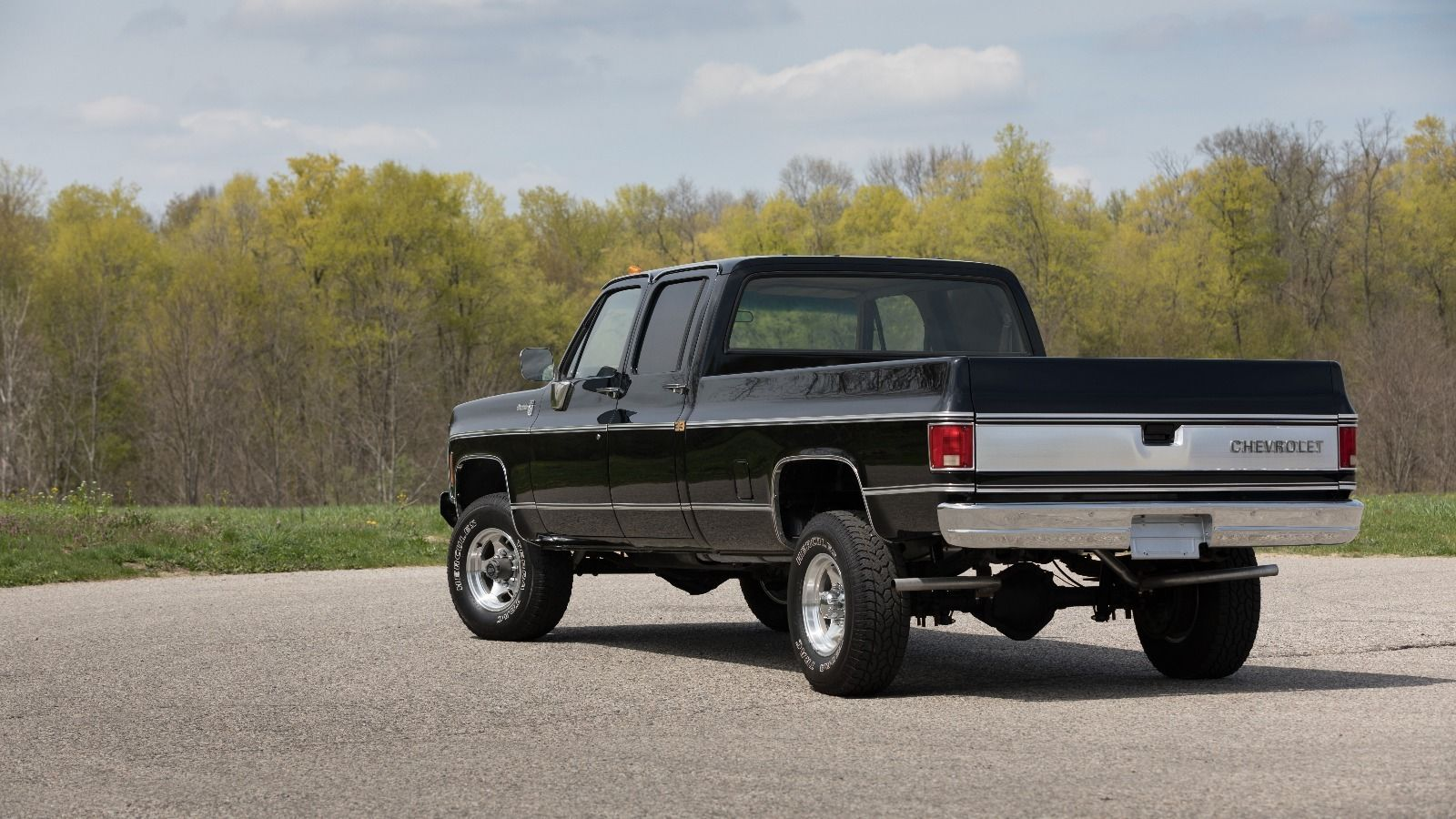 another work truck win this 1979 chevrolet k30 3 3 is gm heaven. Black Bedroom Furniture Sets. Home Design Ideas