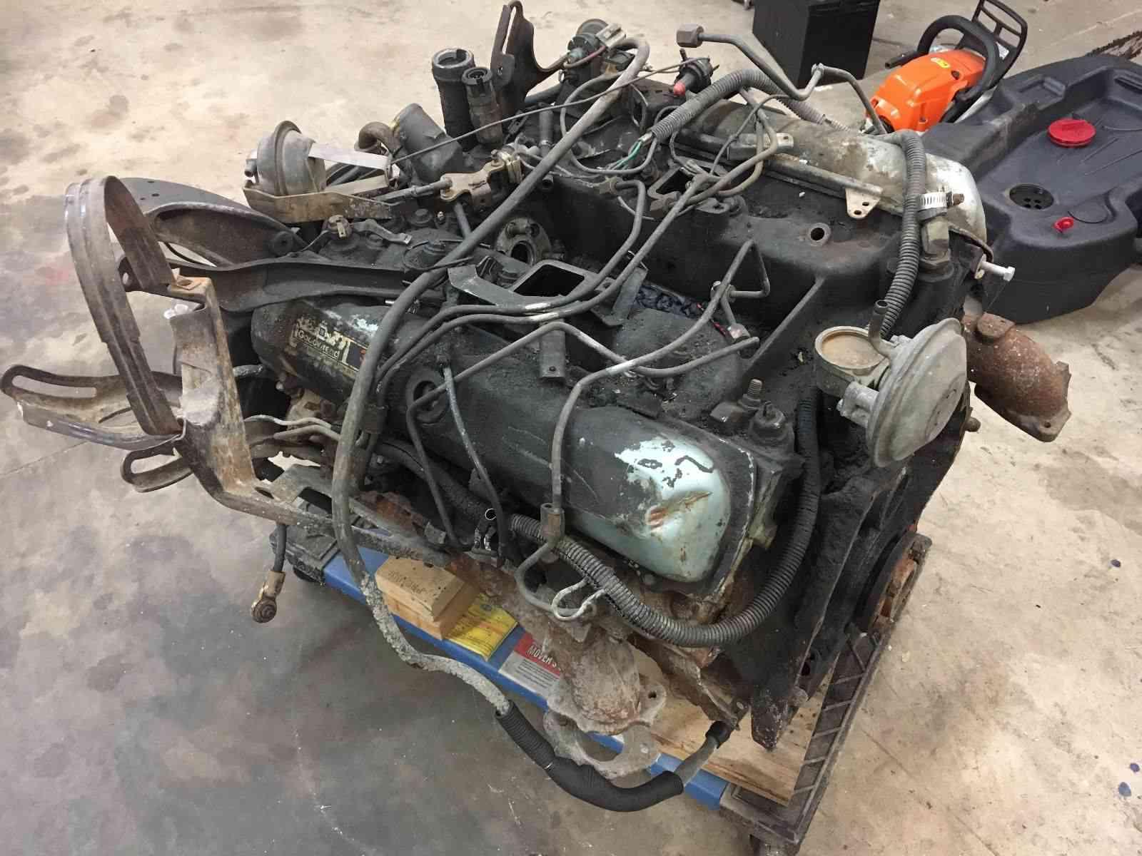 BangShift.com Olds Diesel 350