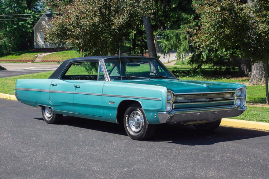 Not Quite Fellas: This 1968 Plymouth Fury Is A Sleeper Which Will Never Wake Up
