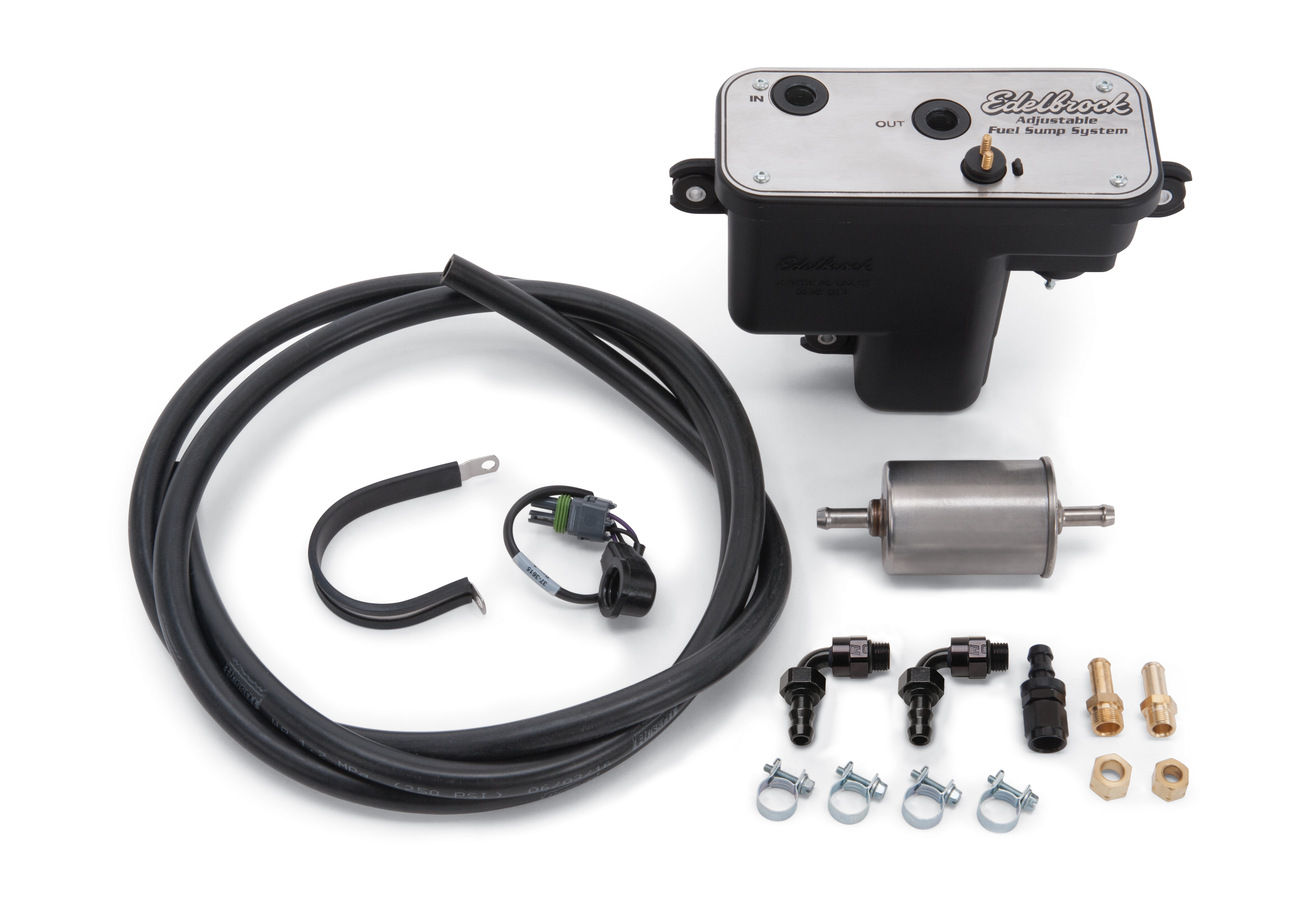 Edelbrock Releases Next Generation Of It's Universal EFI Sump Fuel Kits – Feed Your EFI The Simple Way