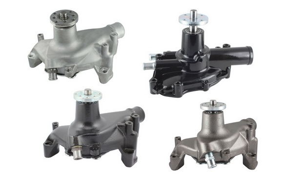 Mr. Gasket Now Offering Water Pumps In Three Different Finishes – Check 'Em Out!