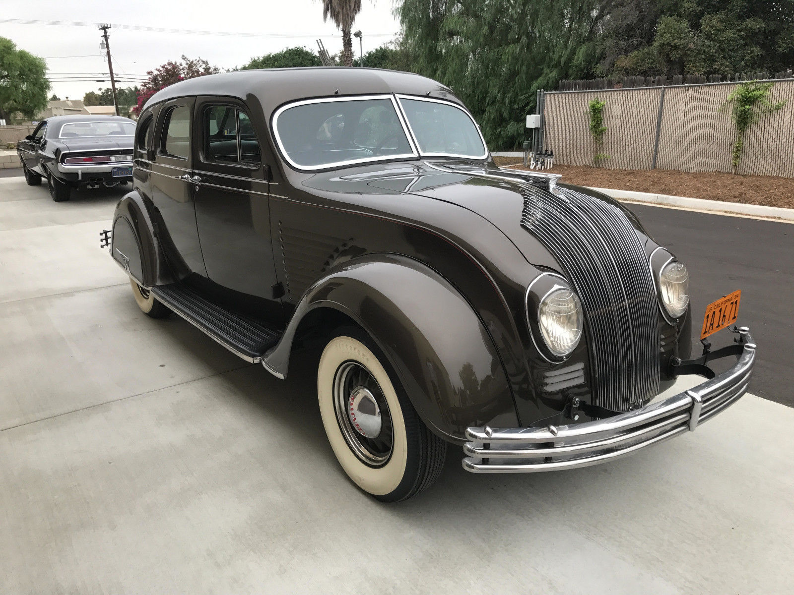 For Sale The 1934 Chrysler Airflow Was Way Ahead Of